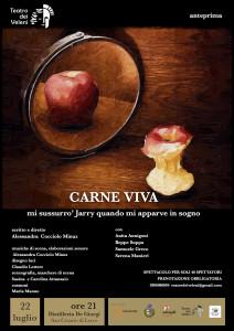 Locandina Carne viva 22 07 2019 distilleria