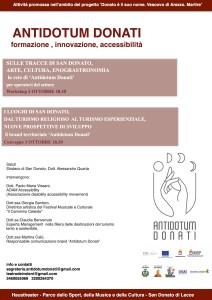 Locandina workshop e convegno 02-03 10 2019